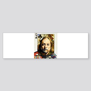 Stephen Stills : Black Queen Bumper Sticker